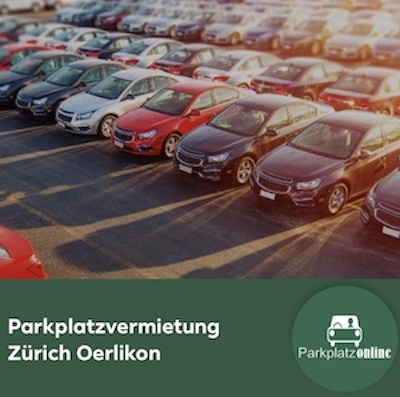Parking Zürich Oerlikon